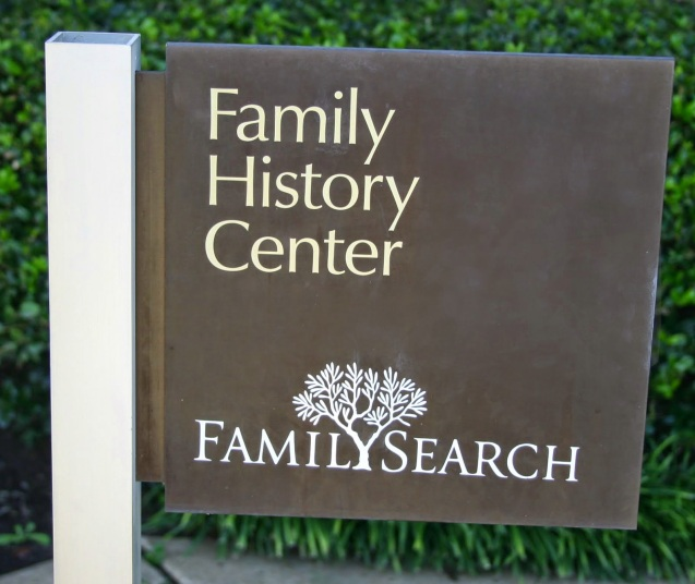 Image result for family history center