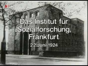 Frankfurt school building